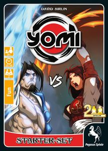 Yomi Starter Set: Grave versus Jaina   Board Game