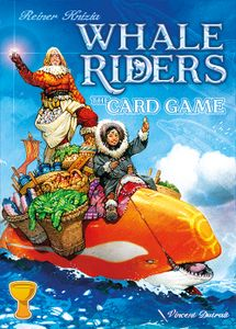 Whale Riders: The Card Game Cover Artwork