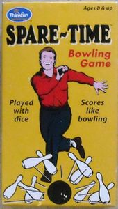 Spare Time Bowling Cover Artwork