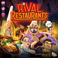 Rival Restaurants Board Game Boardgamegeek