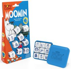 Rory's Story Cubes: Moomin | Board Game | BoardGameGeek
