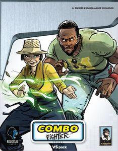 Combo Fighter: VS pack 2 Cover Artwork