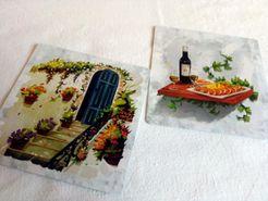PATIOS: Tapas Promo Card Cover Artwork