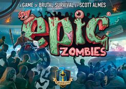 Tiny Epic Zombies Board Game Boardgamegeek