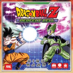 Dragon Ball Z Perfect Cell Board Game Boardgamegeek