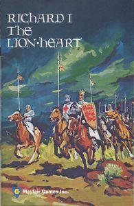 Richard I The Lionheart Board Game Boardgamegeek