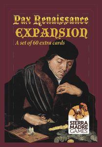 Pax Renaissance Expansion Cover Artwork