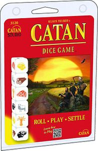 Catan Dice Game Cover Artwork
