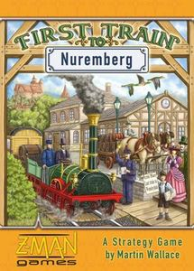 First Train to Nuremberg   Board Game   BoardGameGeek