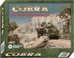 COBRA: The Normandy Campaign | Board Game | BoardGameGeek