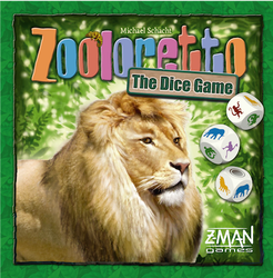 Zooloretto: The Dice Game Cover Artwork