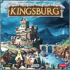 Resultado de imagem para kingsburg board game