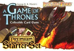 A Game of Thrones Collectible Card Game Cover Artwork