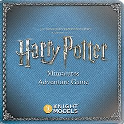 Harry Potter Miniatures Adventure Game | Board Game