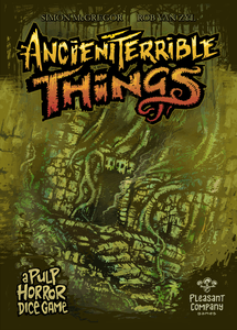 Ancient Terrible Things Cover Artwork
