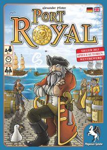 Port Royal | Board Game | BoardGameGeek