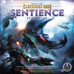 Clockwork Wars: Sentience Cover Artwork