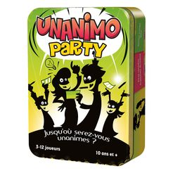 Unanimo Party Cover Artwork