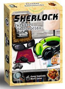 Sherlock: Verbleib unbekannt