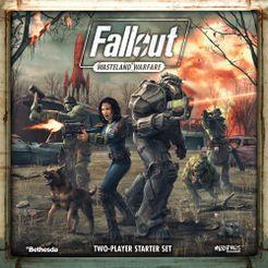 Fallout: Wasteland Warfare | Board Game | BoardGameGeek