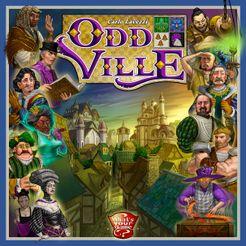 OddVille Cover Artwork