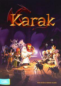 Karak | Board Game | BoardGameGeek