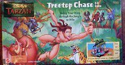 Tarzan Treetop Chase 3-D Juego