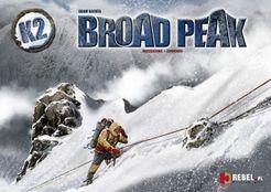 K2: Broad Peak Cover Artwork