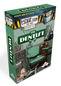 Escape Room: The Game – The Dentist | Board Game | BoardGameGeek