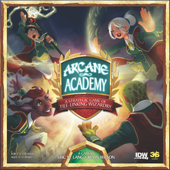 Image result for arcane academy board game