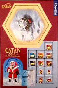 Catan Scenarios: Santa Claus Cover Artwork