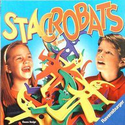 Stacrobats Cover Artwork