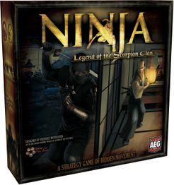 Ninja: Legende des Skorpion-Clans