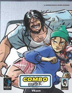 Combo Fighter: VS Pack 1 Cover Artwork