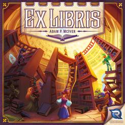 Image result for ex libris board game