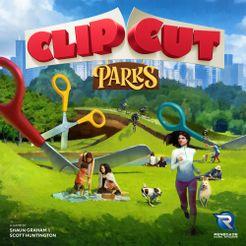 ClipCut Parks Cover Artwork