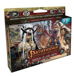 Pathfinder Adventure Card Game Class Deck Witch Board Game
