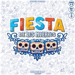 Fiesta de los Muertos Cover Artwork