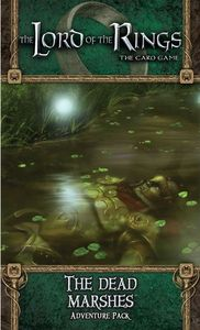 Le Seigneur des anneaux: le jeu de cartes - Les marais morts Image