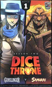 Dice Throne: Season Two – Gunslinger v  Samurai | Board Game