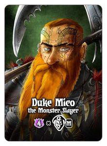 Valeria: Card Kingdoms – Duke Mico the Monster Slayer | Board Game