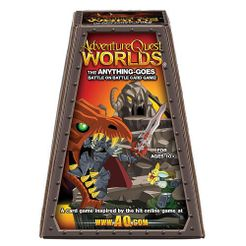 AdventureQuest Worlds: The ANYTHING-GOES BattleOn Battle Card Game