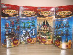 Heroscape Expansion Set Malliddons Prophecy Board Game