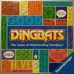 Dingbats | Board Game | BoardGameGeek