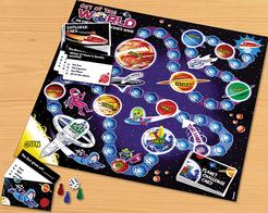 Out of This World: Earth & Space Science Game | Board Game