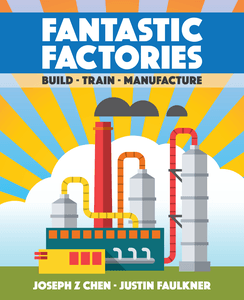 Fantastic Factories Cover Artwork