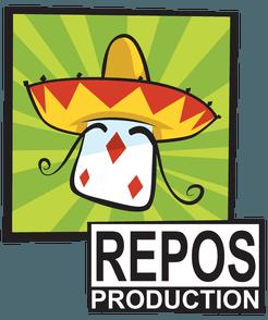 Repos Production Cover Artwork