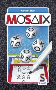 Mosaix Cover Artwork