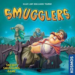 Smugglers Cover Artwork