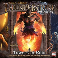 thunderstone advance towers of ruin board game boardgamegeek